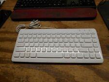 Acer KU-0906 Mini Wired USB White Keyboard