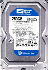 WD 250GB hard drive w/ Win 7 & drivers for Dell Optiplex 755 tower desktop sff