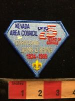 1999 Nevada Area Council Diamond Jamb-O-Rama 75th BSA Patch Boy Scout 70WF