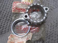 KAWASAKI NOS EXHAUST HOLDER & COLLAR 18069-023 & 18070-004 G3SS G3TR GA3