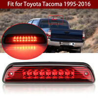 1x LED Third 3rd Rear Brake Tail Light Cargo Lamp fit for Toyota Tacoma 95-2016