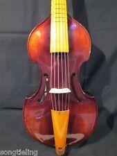 Baroque style SONG Maestro instate Frets 6string 18 viola da gamba,viol#8754