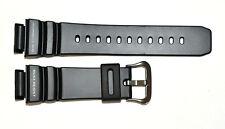 Original Casio G-Shock Gulfman G-9100-1 G9100-1 black rubber watch band strap