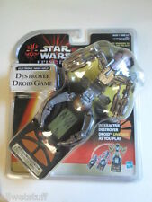 Star Wars Destroyer Droid Game - New - NIP Episode 1 Vintage 1999 Electronic