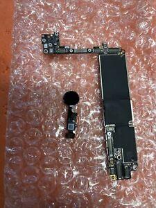 iPhone 8 64gb Logic Board Unlocked FMI OFF Black