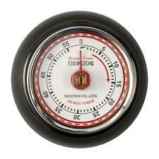 Eddingtons Magnetic Retro Style Kitchen Timer Carvery Range -  55min - Black