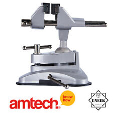 Table Vice Clamp Suction Strong Cup Base Hobby Craft Electronics Amtech D3425