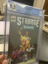 STRANGE ACADEMY #1 Opena Variant 1:50 CGC 9.2 White Pages