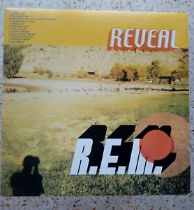 R.E.M. - Reveal LP - 2001 US - Warner Bros. Records – 1-47946
