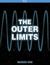 Outer Limits - The Original Series: Season 1 (Blu-ray Disc, 2018)