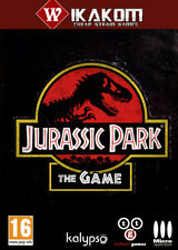 Jurassic Park: The Game Steam Digital Game **Fast Delivery!**