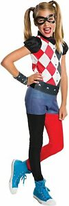 Rubie's Harley Quinn Costume, Kids DC Comics Outfit, Large, Age 8 - 10 years