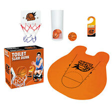 Slam Dunk Toilet Basketball Game Gadget -Prank Gift for Basketball Lovers 5113