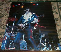 The Cars Ric Ocasek Vintage Stage  POSTER