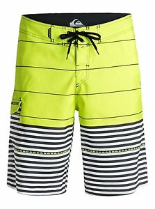 "Quiksilver Everyday Prints 21"" Boardshorts Swimwear Sz 32"