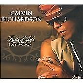 Facts of Life: The Soul of Bobby Womack, Calvin Richardson, Audio CD, New, FREE