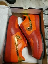 Nike Air Force 1 Doernbecher Size 12 Red 349440 800