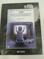 POLTERGEIST DVD + LIBRO EDICION ESPECIAL 25 ANIVERSARIO NEW SEALED NUEVO