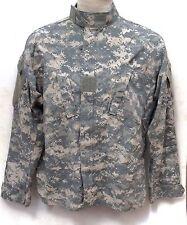 "MILITARY ISSUE DIGITAL CAMO US ARMY BDU SHIRT JACKET HUNTING Sz. MEDIUM 67-71"""