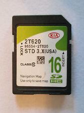 2013 2014 2015 KIA OPTIMA Navigation SD MAP DATA CARD Part 96554-2T620 gps chip