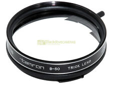 B50 Filtro Trick Lens multiple images (3 settori) Tamron. Innesto Hasselblad 50