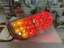 TZY-202-SQL-S Smoke Sequential LED Tail Light Top Zone