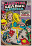 Justice League Of America #29 VG+ 4.5 Justice Society Crisis On Earth Three!
