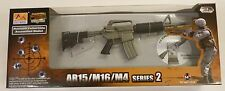 Easy Model MRC 1/3 Scale XM177E1 Assembled Rifle Model 39102
