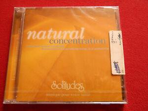 NATURAL CONCENTRATION SOLITUDES DAN GIBSON / DR LEE BARTEL