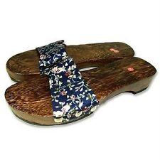 Japanese Women Geta Kimono Sandal US 6.5 Euro 38 #209B
