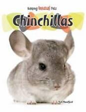 Chinchillas (Keeping Unusual Pets),Handford, Tom,New Book mon0000119788