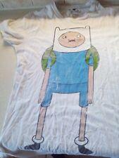 Finn the Human --Adventure Time Cartoon Network T-shirt