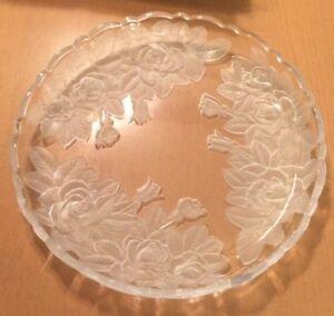 Studio Nova Winter Rose Serving Plate WY051/001