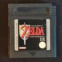 The Legend of Zelda Link's Awakening DX Nintendo Gameboy Color GBC cart only