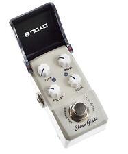 JOYO JF-307 Clean Glass DI Amplifier Sim Ironman Mini Guitar Effects Pedal