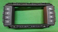 JAGUAR F-PACE XE CENTER CONSOLE SWITCH PANEL NEW GENUINE T2H3577