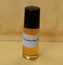 Pure Egyptian Musk Oil Imported From Egypt 1.0 oz 30 ml Roll on Bottle FREE SHIP