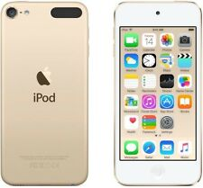 "New Imported Apple iPod Touch 128GB 4"" 8MP VGA 6th Generation Gold Color"