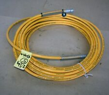 WAGNER 4500 PSI AIRLESS SPRAY PAINT HOSE APPROX 10m 0407127 2222205