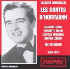 OFFENBACH Les Contes D' Hoffmann (Wien, 1954) LEE SCHAENEN Danco Alarie Simoneau