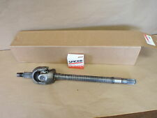JK JEEP WRANGLER DANA 30 LH  DRIVER SIDE AXLE SHAFT OEM DANA SPICER 2007-2012