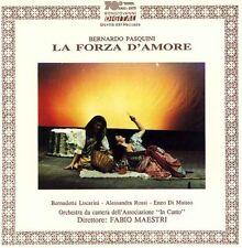 ██ OPER ║ Bernardo Pasquini (*1637) ║ LA FORZA D'AMORE