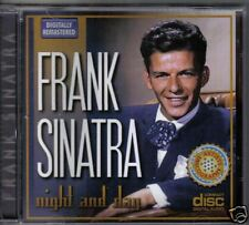 FRANK SINATRA - NIGHT AND DAY - CD - NEW -