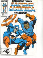 Captain America #334 vfn/nm 1987 cents Marvel Comics US comics