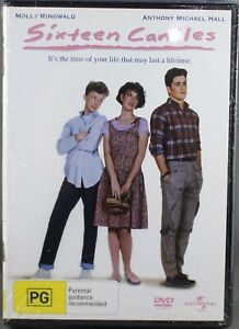"""SIXTEEN CANDLES (2006: DVD) BRAND NEW / SEALED """"REGION 4"""""""