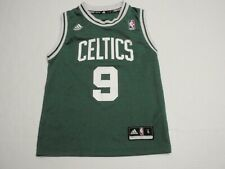Rajon Rondo Boston Celtics Adidas Green NBA Jersey Boys Small (8) #9