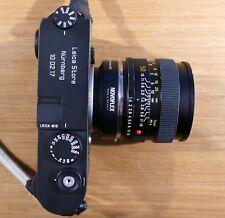 Leica M Adapter für R Objektive an M Kameras Novoflex LEM/LER Licensed by Leica