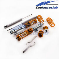 For VW UP Skoda Citigo Seat Mii 2011 Street Adjustable Coilover Suspension Strut