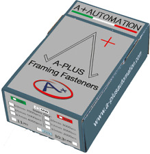 12MM V-Nails/Wedges - Compatible with A+ and Minigraf (Alfamacchine) Underpinner