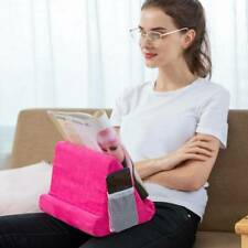 Multi- Soft Pillow Lap Stand Reading Holder Cushion For IPad